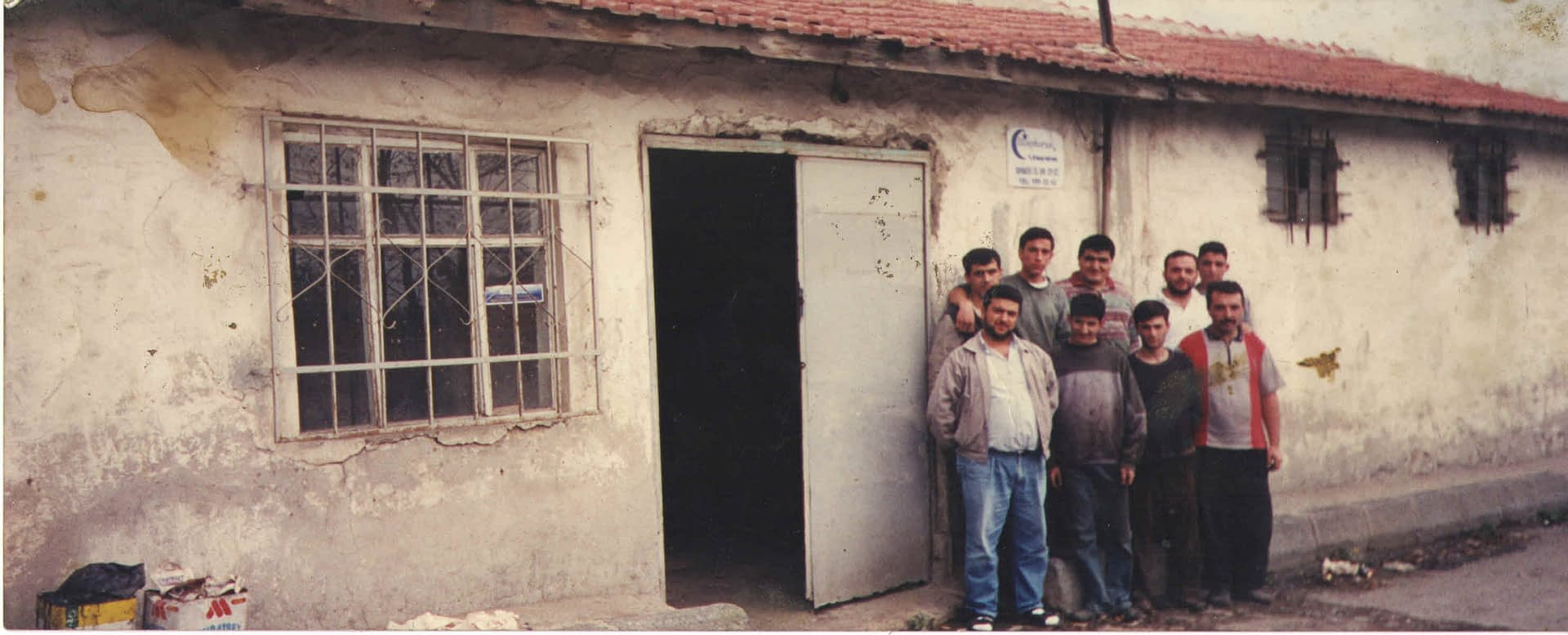 Bosphorus Factory
